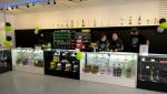 Living Skies Cannabis opened its third location on Fairlight Drive on Monday. (Chad Hills/CTV Saskatoon)