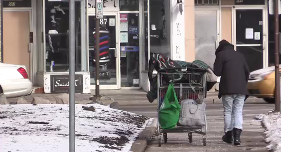 Homelessness in St. Thomas, Ont.