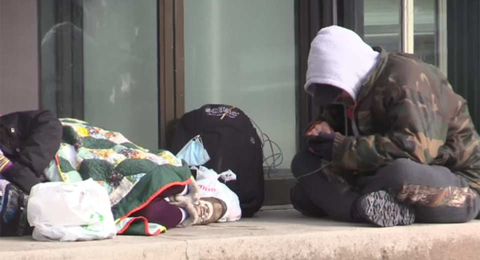 Homeless in St. Thomas, Ont.