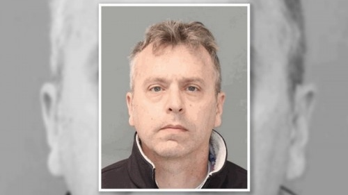 50-year-old Mark Dupuis (pictured) is wanted in Hamilton, as well as in Winnipeg, Montreal, Toronto and Quebec. (Source: Hamilton Police)