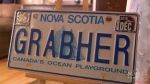 Licence plate case heard in N.S. court