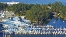 Canoe Cove Marina is just south of Swartz Bay on vancouver Island. (Canoe Cove Marina/Facebook)