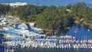 Canoe Cove Marina is just south of Swartz Bay on vancouver Island. (Canoe Cove Marina/Facebook)