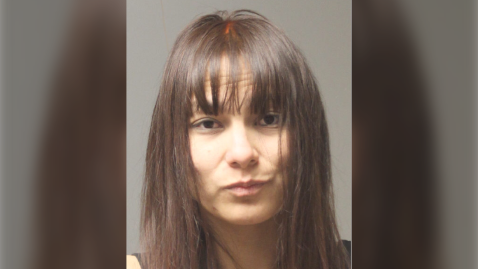 30-year-old Samantha Mary Hiebert, from Sagkeeng First Nation, has not been seen since April 2019. (Supplied: RCMP)