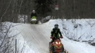 Sledders unhappy as North Bay trails close