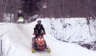 The North Bay Parry Sound District Health Unit's decision to close all snowmobile trails in its district is drawing criticism from snowmobile enthusiasts, but also support from one northern Ontario mayor. (Eric Taschner/CTV News)
