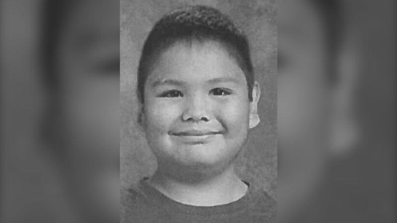 Luke Alexander Taypayosatum was last seen in the 300 block of Scarth Street on Tuesday afternoon. (Supplied: Regina Police Service)