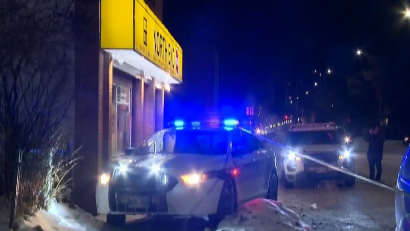 Two recovering following North End shooting