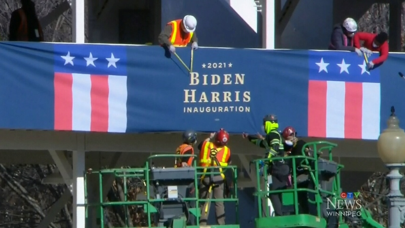 Looking ahead to Biden inauguration