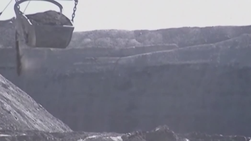 Coal mine projects paused