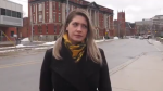 CTV Kitchener reporter Krista Sharpe was subjected to verbal harassment in the course of her job on Monday.