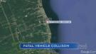 Bathurst, N.B. man dies in collision