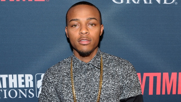 Rapper Bow Wow caught heat for a Houston appearance over the weekend. (Bryan Steffy/Getty Images for Showtime via CNN)