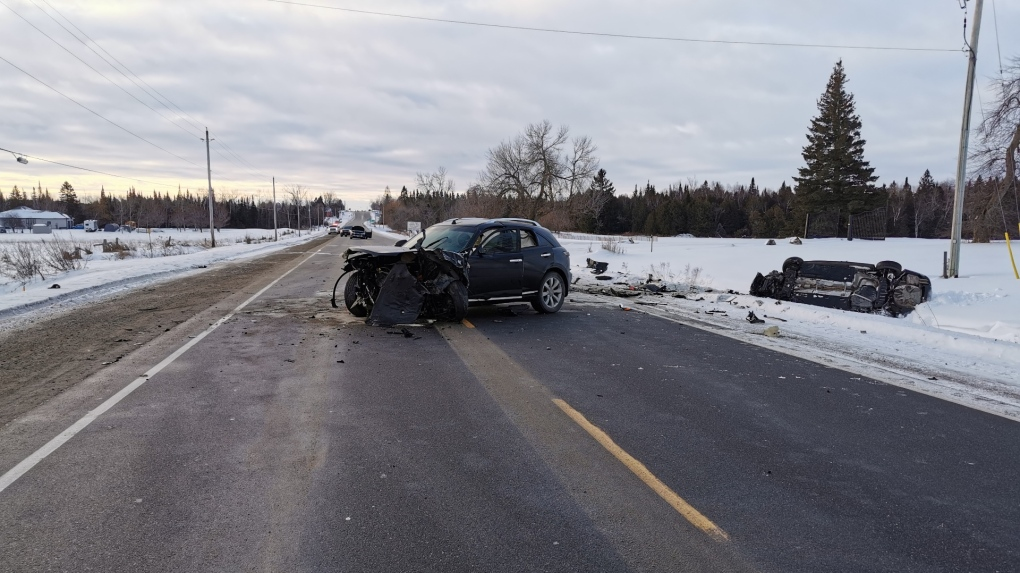Highway 10 crash
