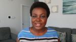 Marina lyeme-Eteng hosts a YouTube series helping newcomers adapt to Canada. (YouTube)