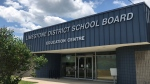 The Limestone District School Board Education Centre. (Kimberley Johnson/CTV News Ottawa)