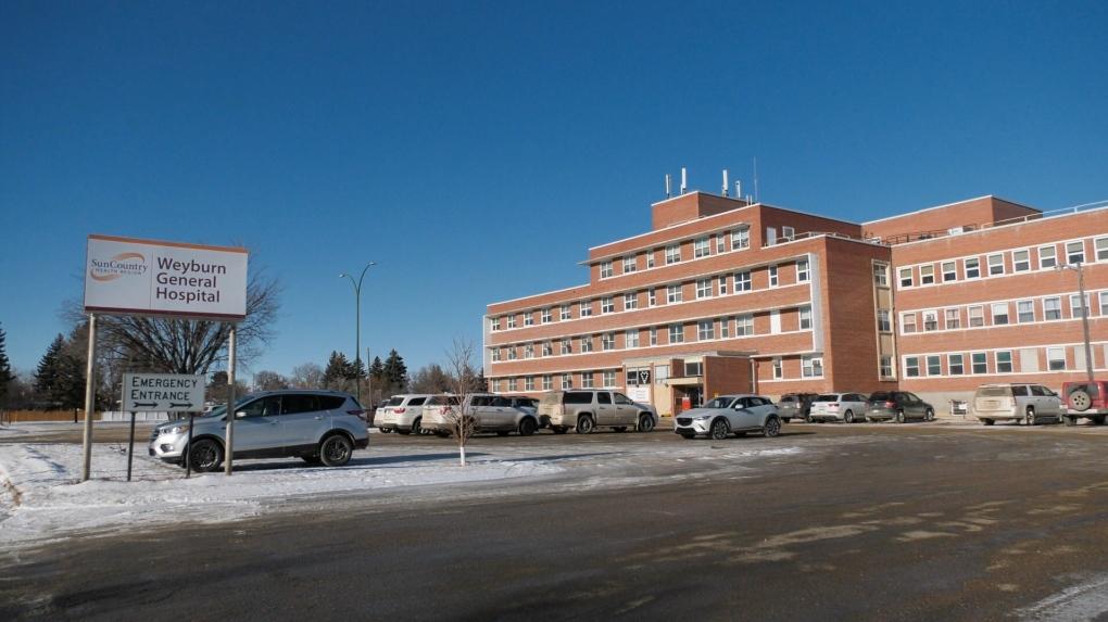 weyburn hospital