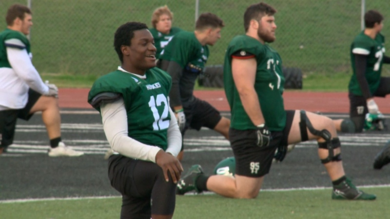 U of S Huskie on CFL scouting report