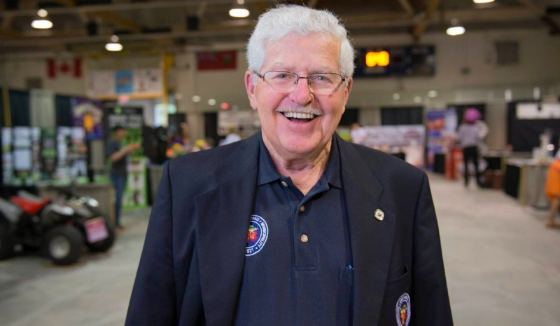 Former East Ferris councillor Dan Corbeil has died, the municipality announced on Facebook on Wednesday. (Supplied)