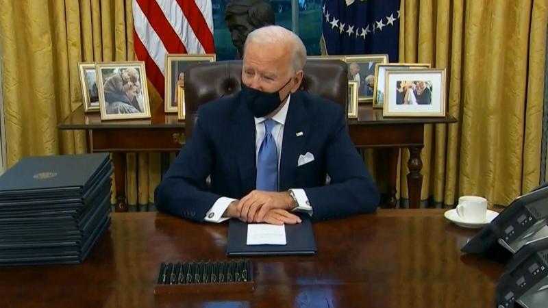 Biden pulls plug on Keystone XL