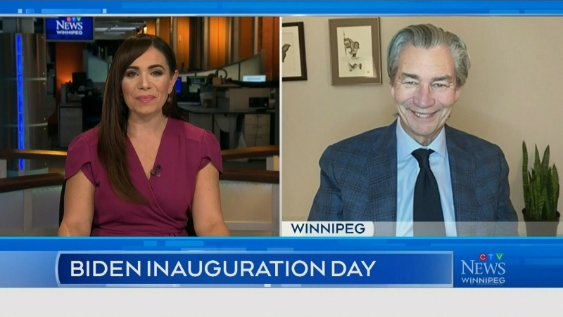 INTERVIEW: Gary Doer talks about Biden presidency