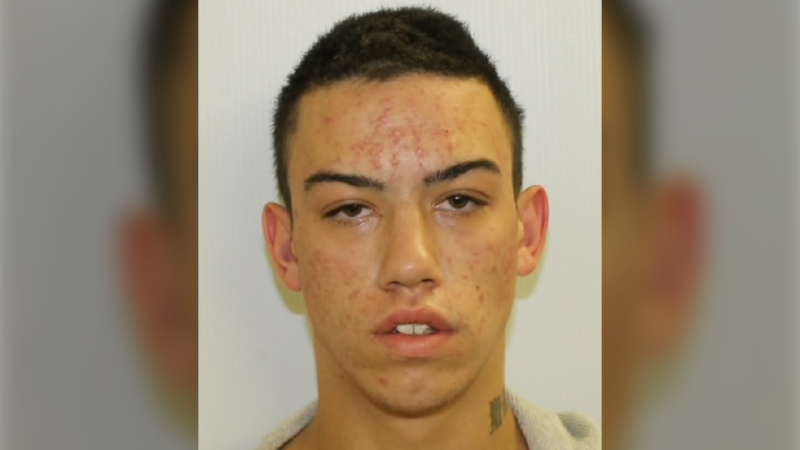 Stuart Kevin McMillan is wanted by police on a Canada-wide warrant. (Source: RCMP)