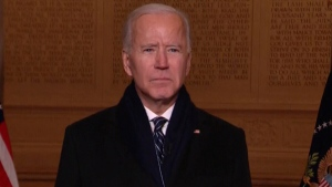 Biden: 'There isn't anything we can't do'
