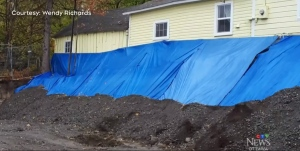 Excavation site leaves Ottawa home unstable, deval