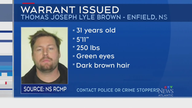 Warrant issued for N.S. man