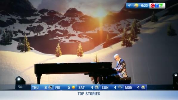 Piano Man, Martin Mayer
