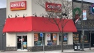 The convenience store at 595 Richmond St. in London, Ont. is seen Thursday, Jan. 21, 2021. (Jim Knight / CTV News)