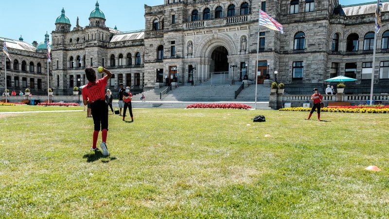 Local sports groups across Vancouver Island are set to receive provincial funding in response to the COVID-19 pandemic: (Province of B.C. / Flickr)
