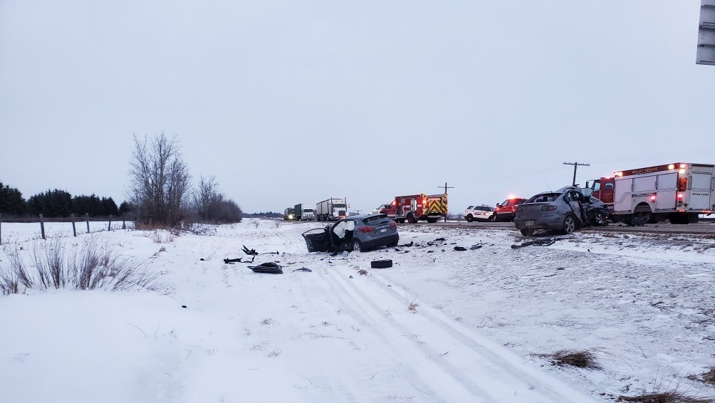 Leduc crash