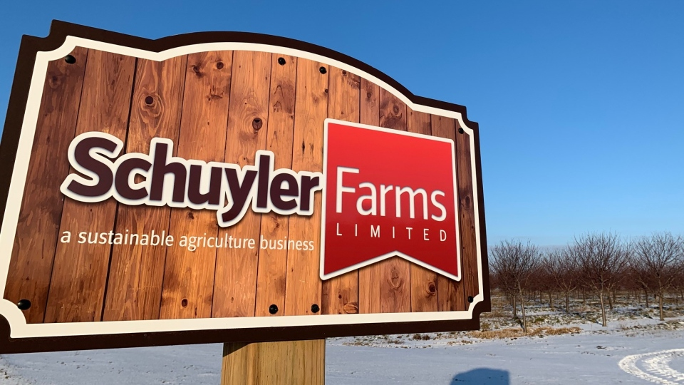 Schuyler Farms Ltd.