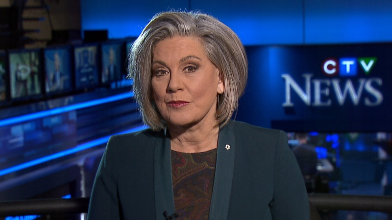 CTV News Chief Anchor Lisa LaFlamme