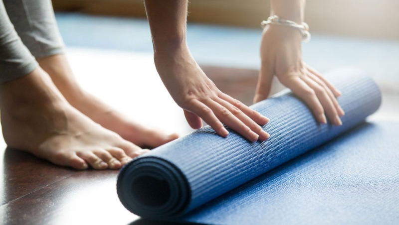 A University of Calgary researcher is offering yoga classes to young people diagnosed with cancer. (File/Shutterstock)