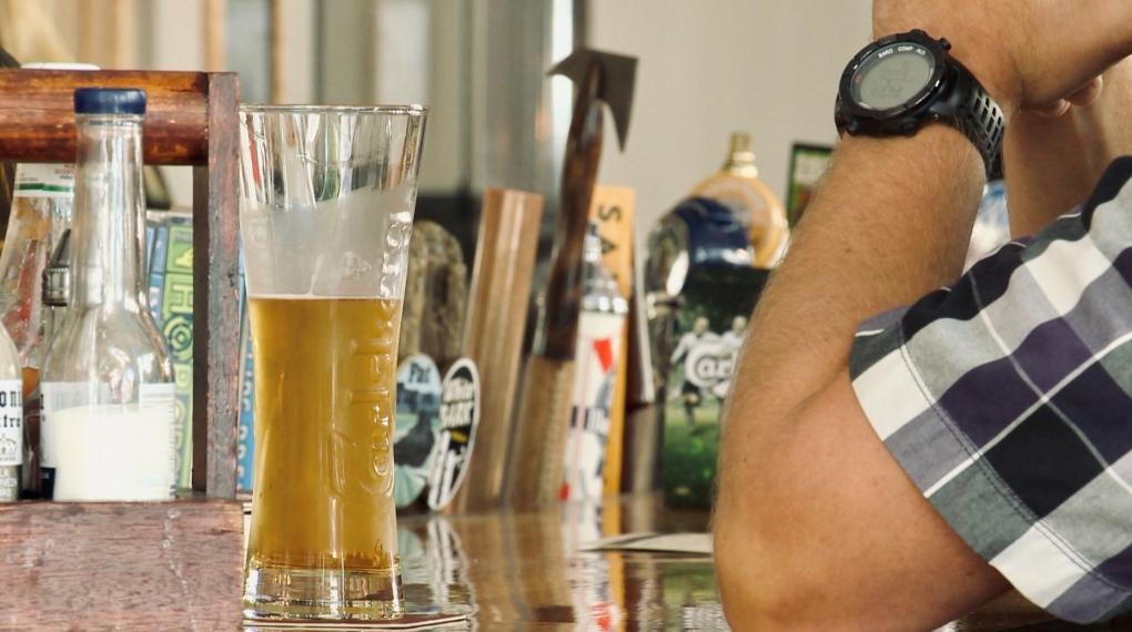 Nanaimo liquor licence