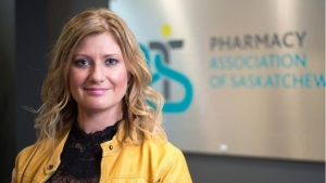Registered pharmacist Myla Bulych