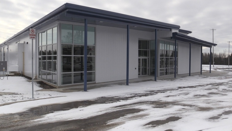 New Thorndale Community Centre