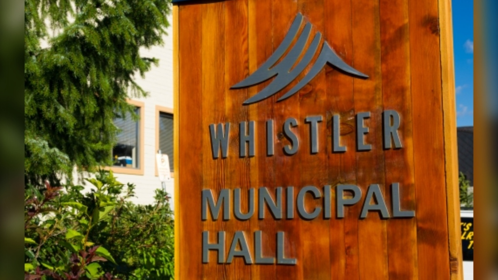 Whistler municipal hall
