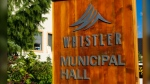 Whistler municipal hall is seen in this photo from the resort municipality's website.