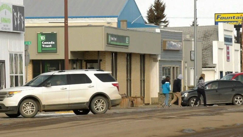 Small towns hit by pipeline shutdown