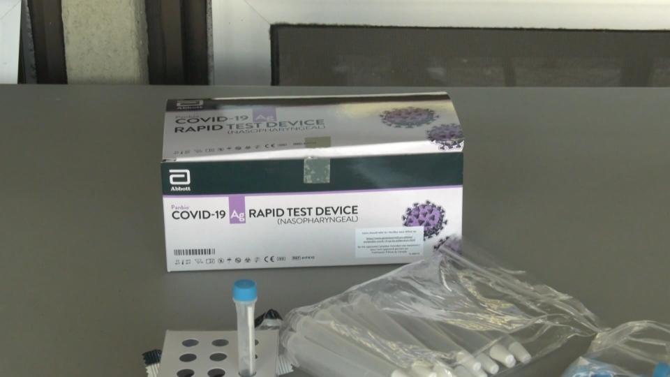 While B.C. waits to evaluate a handful of pilot projects using rapid testing for COVID-19 in long-term care, Ontario has taken a much more aggressive approach in seniors' facilities. (CTV)