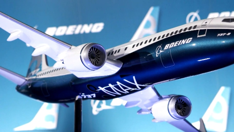 737 Max 8 returns to Vancouver skies