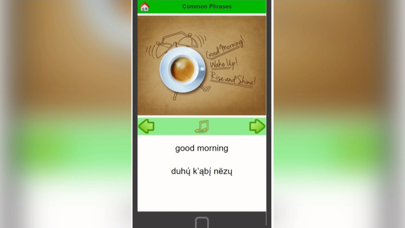 New apps aim to preserve Cree, Dene language