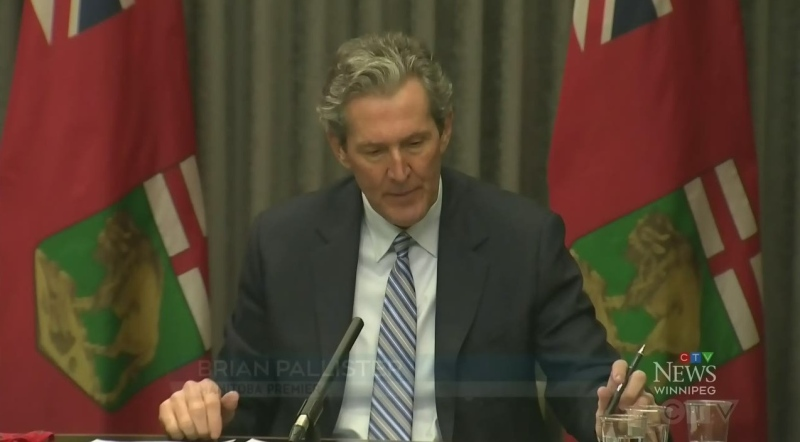 Chiefs criticize Pallister's COVID comments