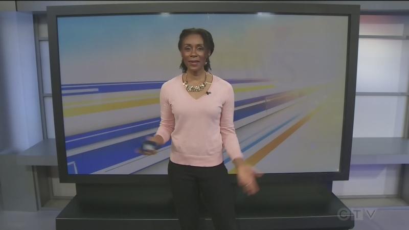 CTV Morning Live Weather Jan 22