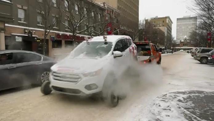 Saskatoon weather January 22