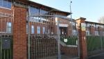 The Yesodey Hatorah Secondary Girls School is seen in Stamford Hill, north London, Friday, Jan. 22, 2021.  (Stefan Rousseau/PA via AP)