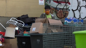 Thousands of dollars was found in a donation to a Vancouver Value Village.